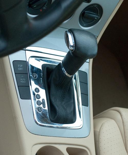 2007 VW Passat tiptronic