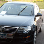 Our Passat before trade-in