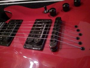 Schecter C1 Guitar