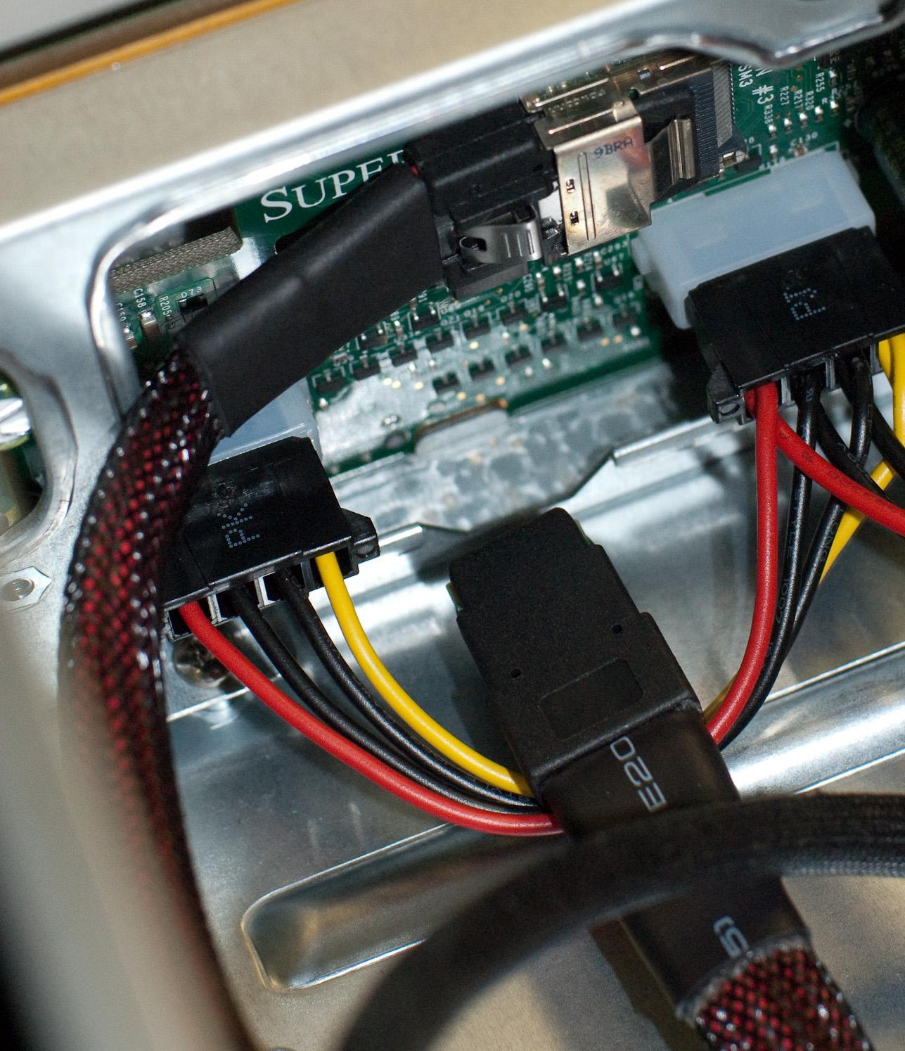 电脑连接线-sun amphenol