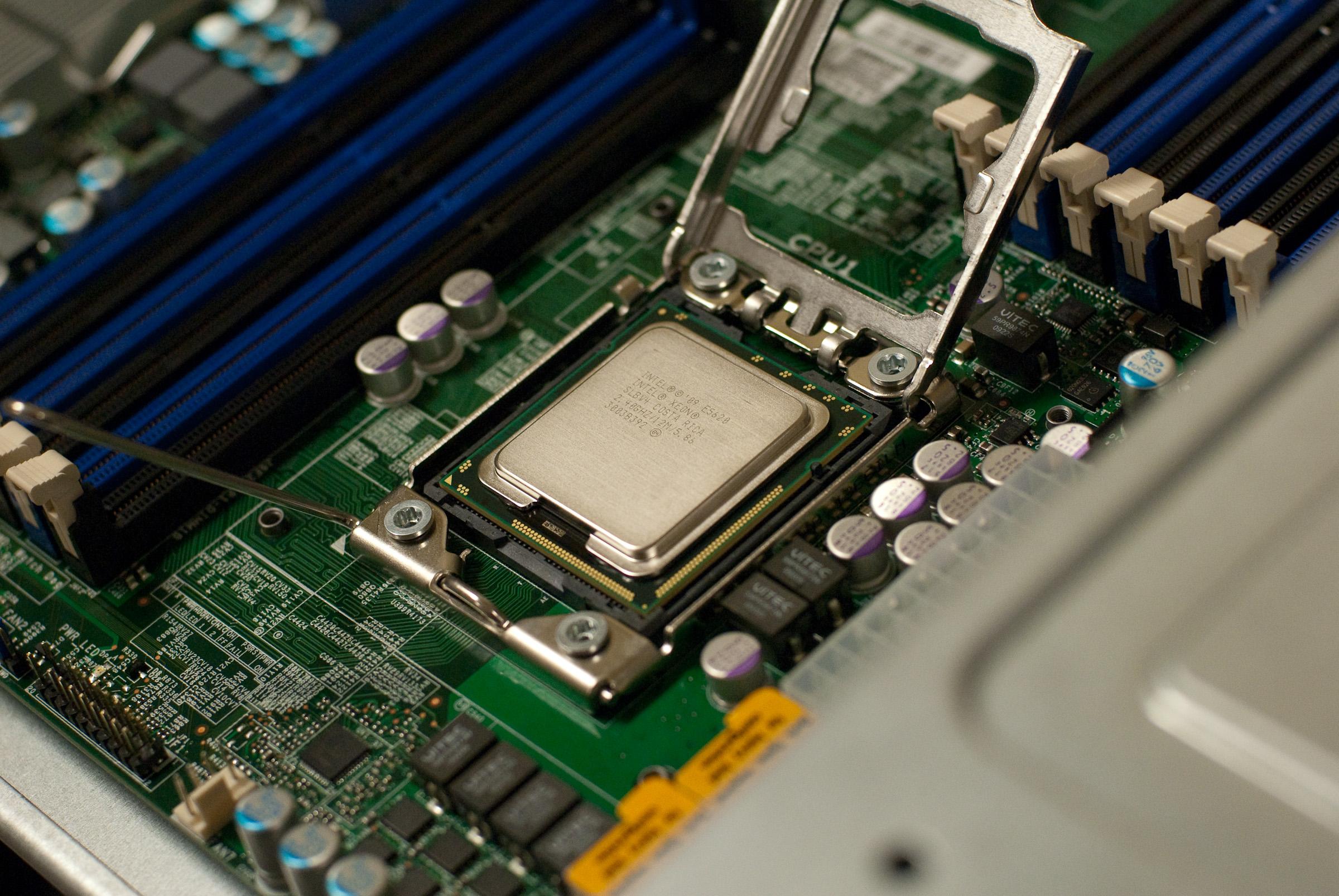 شركة إنتل Intel وفروعها في